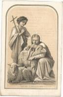 58.Lambertus Ambrosius BELLENS HASSELT 1858 - Imágenes Religiosas