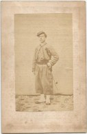 59.A.M.M.H. HUYGEN - PAUSELIJKE ZOUAAF - HASSELT 1845/ ROME 1867 - Imágenes Religiosas