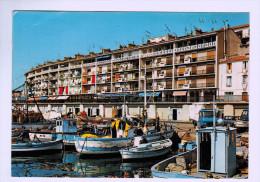 7388   CPM  SETE  : Le Boulevard De La Promenade J.B. MARTY Et Le Port De Plaisance    1971 - Sete (Cette)