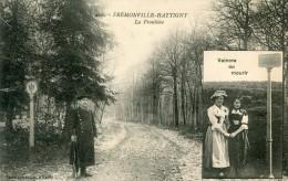DOUANE(FRONTIERE) FREMONVILLE HATTIGNY - Douane
