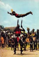 Afrique >( Côte-d´Ivoire ?) Danse Des Couteaux Knife Dance  (peuple Ethnologie)   *PRIX FIXE - Côte-d'Ivoire