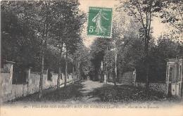 VAL DE MARNE  94  VILLIERS SUR MARNE  BOIS DE GAUMONT   AVENUE DE LA FAVORITE - Villiers Sur Marne