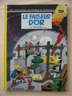 Spirou Et Fantasio, Tome 20 : Le Faiseur D'or Dupuis 1982 TTBE - Spirou Et Fantasio