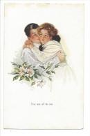 13272 - Couple Amoureux You Are All To Me Editeur John Neury Genève - Couples