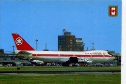 AVIATION - AIR CANADA - BOEING 747 - FISA  Ap67 - 1946-....: Moderne