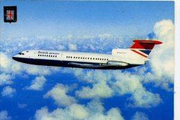 AVIATION - BRITISH AIRWAYS - TRIDENT TWO -  FISA  Ap71 - 1946-....: Moderne