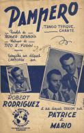 7693P -  Patrice Et Mario         Robert Rodriguez     Pampero - Vocals