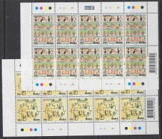 Europa Cept 2006 Malta 2v 2 Sheetlets ** Mnh (F4564) - 2006