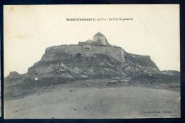 Cpa  Du 35  Saint Coulomb - Le Fort Duguesclin  PAR6 - Saint-Coulomb