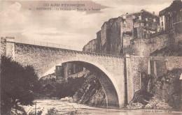 SISTERON  - La Durance Au Pont De La Baume - Sisteron