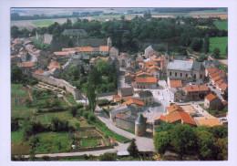 7428   CPM   RODEMACK  ; Série La Lorraine Vue Du Ciel ! Super Point De Vue  Sur Le Village - France