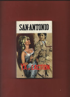 San-Antonio Frédéric DARD Y'a De L'action N° 589  Collection Spécial Police SP  1967 - San Antonio
