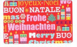 Germany - Carte Cadeau - Gift Card - Geschenkkarte - DM Drogerie - Christmas - Weihnachten - Noel - Gift Cards