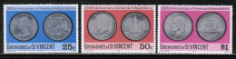 200 YEARS OF THE USA VC 1976 MI 80-82 - Us Independence