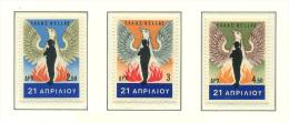 GREECE 1967 - Set MNH**