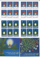 Slowenien Slovenia Slovenie 2004 Mi. 492-493 Markenheftchen Postfrisch / Booklet Mint MNH Christmas New Year Baby Jesus - Slovénie