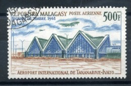 1968 MADAGASCAR SERIE COMPLETA USATA - Madagascar (1960-...)