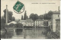 ANGOULEME , Papeterie De  Saint Cybard , 1910 - Angouleme