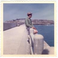 Photo Originale Saint-Malo - 35400 - Ile Et Vilaine - Le 05.08.1964 - La Ville Vue De La Jetée - - Barche