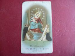 Santino SS. Vergine Del Rosario Di Pompei - Imágenes Religiosas