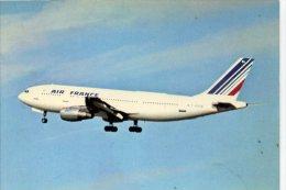 AVIATION - AIR FRANCE AIRBUS DENNIS COLLECTORS ITEM 10  Ap110 - 1946-....: Moderne