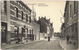 04682g Rue De La STATION - Imprimerie - Saventhem -   1921 - Zaventem