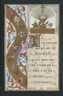 Bouasse Jeune.  Enluminures. Superbe Litho Datant De 1886. Pl. 3395 - Images Religieuses