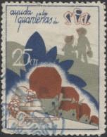 Viñeta Republicana De La SIA - Spanish Civil War Labels