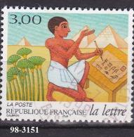 FRANCE N° 3151  OBLITERE - Frankreich