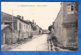 GRANDPRE RUE DU CHATEAU - Other Municipalities