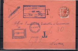Postage Due Meter Mark 1959 > Novara  (i26) - 6. 1946-.. Republic