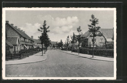 AK Amersfoort, Merwedestraat Mit Wohnhäusern - Amersfoort
