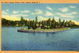 St. John's Island, Sunset Lake, Asbury Park - United States