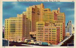 The Columbia- Presbyterian Medical Center - Health & Hospitals