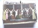 Derwisj Dancers Derviches Tourneurs - Postkaarten