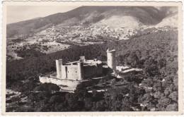 España--Mallorca--Bellver--Castillo--Vista Aerea-- - Castillos