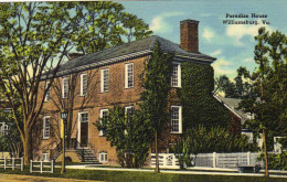 Paradise House Williamsburg Va. - United States