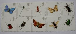 ACTION FOR SPECIES [INSECTS] 2008 - 1952-.... (Elizabeth II)