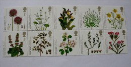 ENDANGERED PLANTS 2009 - 1952-.... (Elizabeth II)