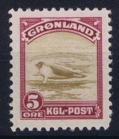 Greenland: Mi Nr 9 MNH/** Sans Charnière  Postfrisch  1945 - Ungebraucht