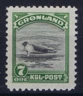 Greenland: Mi Nr 10 MNH/** Sans Charnière  Postfrisch  1945 - Ungebraucht
