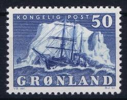 Greenland: Mi Nr 34 MNH/** Sans Charnière  Postfrisch  1950 - Ungebraucht