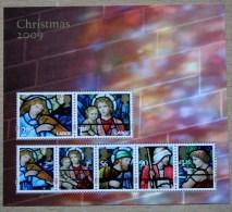CHRISTMAS 2009    [MINIATURE SHEET] - Neufs
