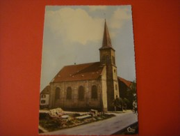 PETERSBACH ( LA PETITE PIERRE - SAVERNE - INGWILLER ) L'Eglise Protestante - La Petite Pierre