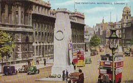 England London The Cenotaph Whitehall