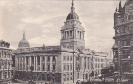 England London Central Criminal Court
