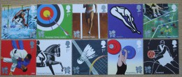 OLYMPIC AND PARALYMPIC GAMES 2009 - 1952-.... (Elizabeth II)