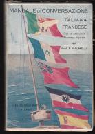 Italian French Dictionary - Milano 1934 - Dizionari