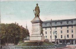 Maine Portland Soldiers Munument Greetings From Portland 1906