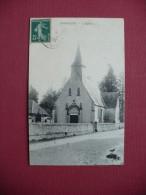 Cpa.r - Glisolles (27) - L'église - éditions Loncle - Autres Communes